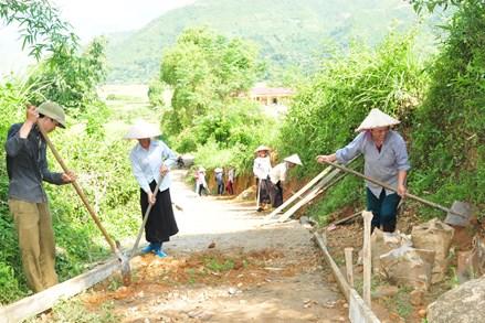 Lào Cai: Xây dựng nông thôn mới thực chất, bền vững, không chạy theo thành tích