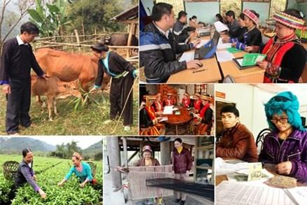 Chỉ thị của Ban Bí thư về tăng cường sự lãnh đạo của Đảng đối với công tác giảm nghèo bền vững