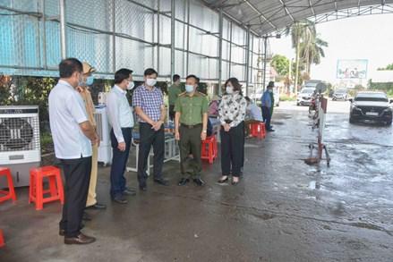 Quảng Ninh: MTTQ các cấp chung tay phòng, chống dịch