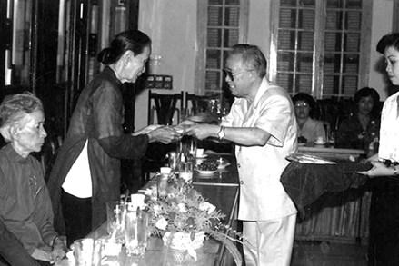 Những đóng góp của đồng chí Lê Quang Đạo đối với Mặt trận Tổ quốc Việt Nam và sự nghiệp đại đoàn kết toàn dân tộc