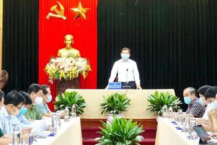 Giãn cách xã hội toàn bộ tỉnh Quảng Ngãi