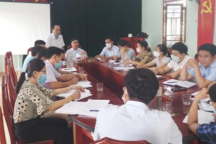 Mặt trận Huyện Hiệp Đức - Tỉnh Quảng Nam: Giám sát việc thực hiện quy chế dân chủ ở cơ sở