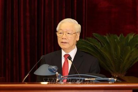 Toàn văn phát biểu bế mạc Hội nghị Trung ương 3 khóa XIII của Tổng Bí thư Nguyễn Phú Trọng