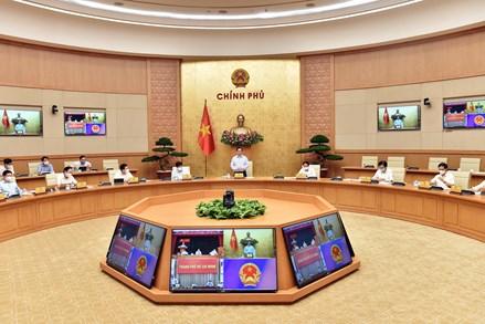 Thủ tướng Phạm Minh Chính: Dành tất cả những gì tốt nhất cho TPHCM chống dịch