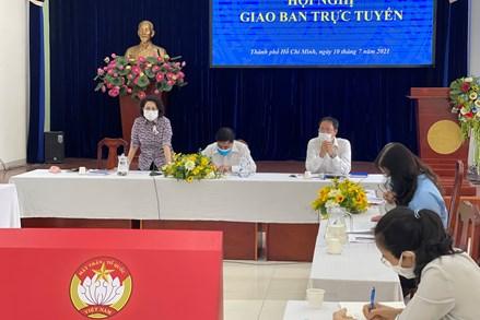 Mặt trận Thành phố Hồ Chí Minh: Chi khẩn 3,9 tỷ đồng hỗ trợ nhu yếu phẩm cho người yếu thế, hộ khó khăn