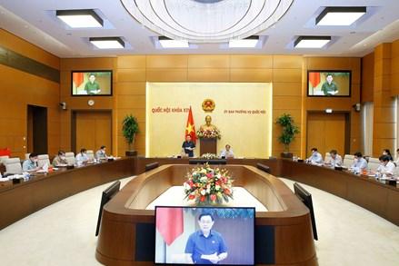 Rút ngắn chương trình kỳ họp thứ nhất, Quốc hội khóa XV