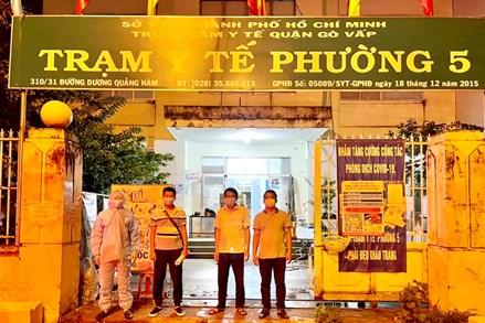 Doanh nghiệp kiều bào chung tay hỗ trợ thành phố Hồ Chí Minh chống dịch