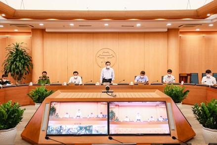 Hà Nội: Cơ sở chủ động, nhân dân đồng lòng quyết tâm ngăn chặn dịch lây lan
