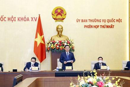 Ông Trần Thanh Mẫn tiếp tục đảm nhiệm chức Phó Chủ tịch Thường trực Quốc hội