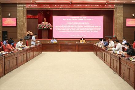 Hà Nội đã huy động 11.464 tỷ đồng thực hiện Chương trình xây dựng nông thôn mới