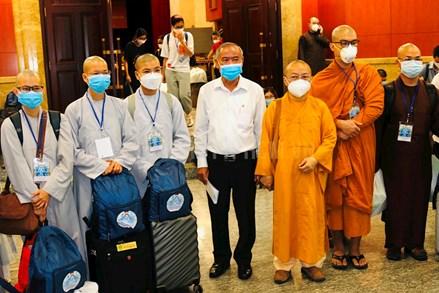 TPHCM: 299 tình nguyện viên các tổ chức tôn giáo tham gia hỗ trợ phòng chống dịch Covid -19