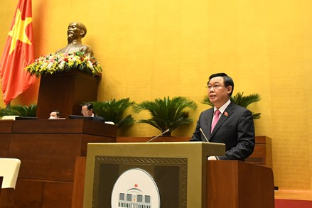 Chủ tịch Quốc hội Vương Đình Huệ: Thực hiện chính sách người có công thiết thực, toàn diện và hiệu quả