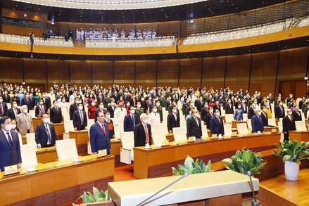 Bế mạc Kỳ họp thứ Nhất, Quốc hội Khóa XV: Sự khởi đầu tốt đẹp cho nhiệm kỳ mới
