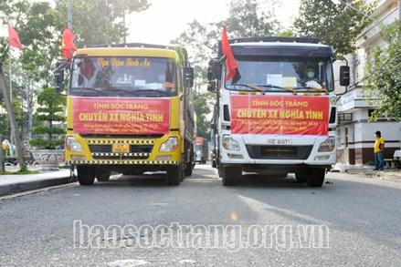 MTTQ Việt Nam tỉnh Sóc Trăng với công tác phòng, chống dịch bệnh Covid-19