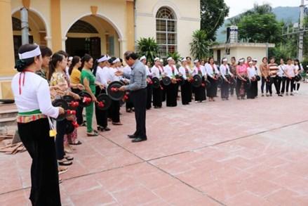 Bảo tồn, phát huy bản sắc văn hóa dân tộc Mường huyện Quốc Oai, Hà Nội