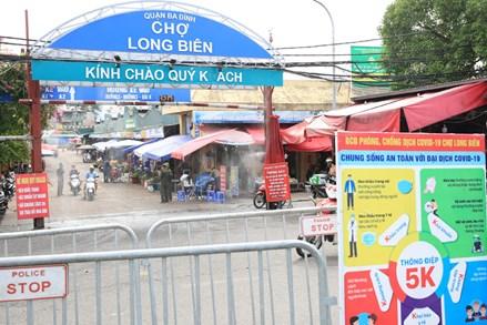 4 biện pháp cấp bách để nhanh chóng đẩy lùi dịch COVID-19 trên địa bàn thành phố Hà Nội