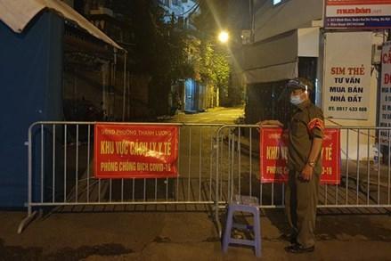 Diễn biến nổi bật tình hình phòng, chống dịch Covid -19 của thành phố Hà Nội sáng ngày 3/8