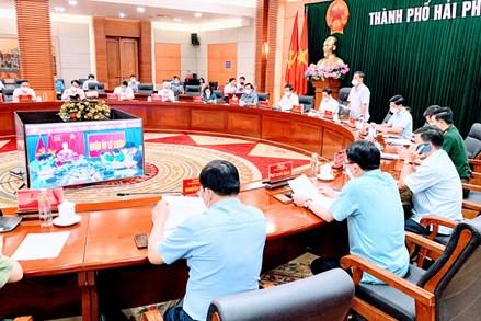 Hải Phòng hỗ trợ người Hải Phòng tại TP Hồ Chí Minh gặp khó khăn do dịch bệnh