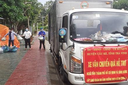 Trà Vinh kêu gọi, vận động hỗ trợ công dân người Trà Vinh đang sinh sống tại Thành phố Hồ Chí Minh