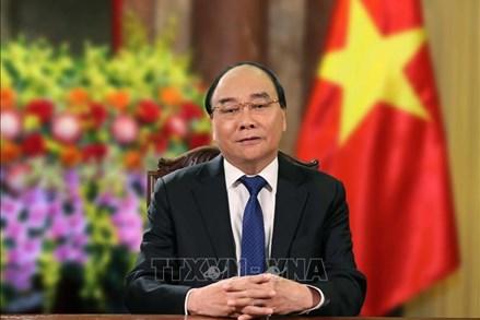 Chủ tịch nước Nguyễn Xuân Phúc gửi Thư thăm hỏi các nạn nhân chất độc da cam/dioxin
