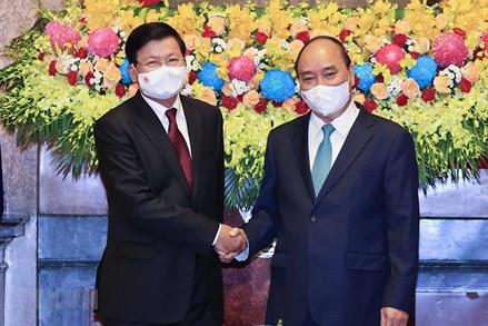 Tài sản chung vô giá của hai dân tộc Việt - Lào