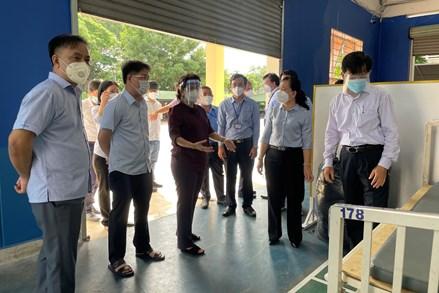 Mặt trận Trung ương Hướng dẫn việc phối hợp giám sát thực hiện chính sách hỗ trợ người lao động gặp khó khăn bởi dịch Covid-19