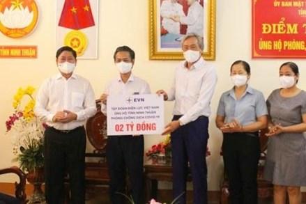 Ninh Thuận: Gần 40 tỷ đồng quỹ phòng, chống dịch Covid-19