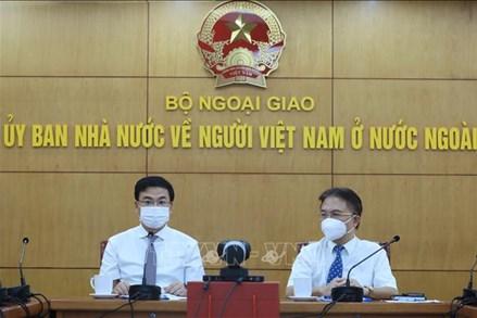 Chuyên gia kiều bào chung sức chống dịch cùng Thành phố Hồ Chí Minh