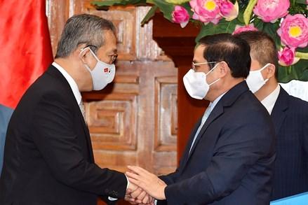 Chính phủ Nhật Bản có quan điểm hỗ trợ mọi mặt cho Việt Nam trong tình hình hiện nay