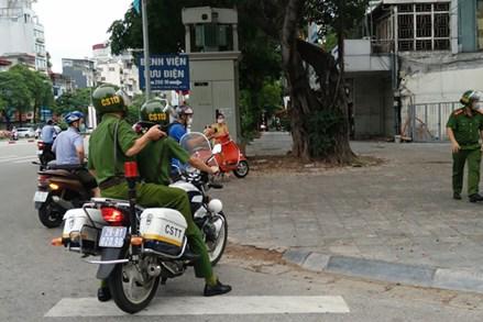 Công an thành phố Hà Nội tăng cường thêm các tổ tuần tra kiểm soát trên đường phố