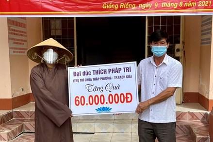 Các tôn giáo trong tỉnh Kiên Giang phát huy tinh thần đại đoàn kết dân tộc trong phòng, chống dịch Covid-19
