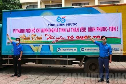 Cộng đồng người Việt tại Úc: Nhiều phần quà nghĩa tình hỗ trợ người dân TPHCM