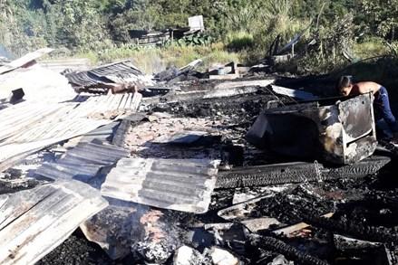 Quảng Nam phân bổ 360 triệu đồng hỗ trợ 9 trường hợp bị cháy nhà