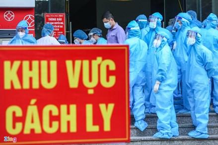 Tình hình COVID-19 ngày 20/8: Cả nước thêm 10.657 ca COVID-19, Hà Nội có 81 ca mắc mới, TP Hồ Chí Minh giảm trên 1.000 ca mắc nhưng số ca tử vong tăng
