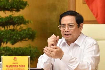 Thủ tướng Phạm Minh Chính yêu cầu tuyệt đối 'ai ở đâu thì ở yên đó' tại thành phố Hồ Chí Minh