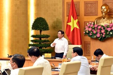 Công điện của Thủ tướng về việc tăng cường giãn cách xã hội và thực hiện nghiêm ngặt các biện pháp phòng chống dịch COVID-19