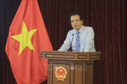 Đại sứ quán Việt Nam tại Nga tích cực triển khai 'ngoại giao vaccine'