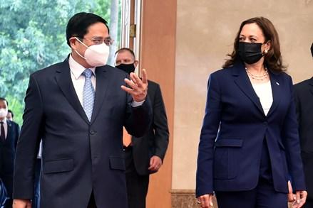 Phát triển quan hệ Đối tác toàn diện Việt Nam-Hoa Kỳ ngày càng thực chất, hiệu quả, ổn định lâu dài