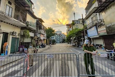Thêm 13 người ở phường Thanh Xuân Trung dương tính, Hà Nội ghi nhận 33 ca mắc vào trưa 26-8