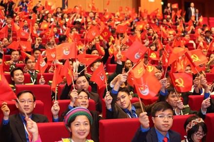Dự kiến 1.000 đại biểu chính thức tham dự Đại hội Đoàn toàn quốc lần thứ XII