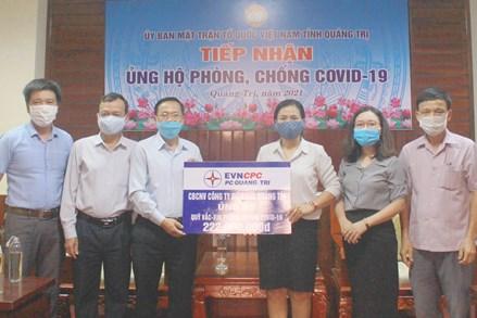 Tấm lòng người dân Quảng Trị sẻ chia cùng thành phố Hồ Chí Minh và các tỉnh phía Nam chống dịch