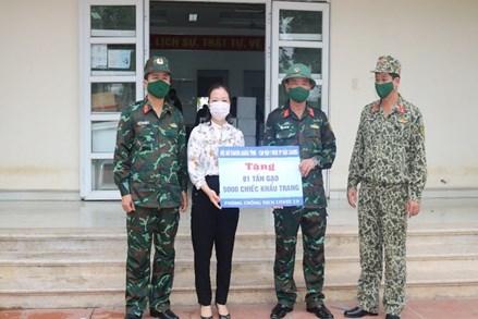 Phụ nữ Bắc Giang tỏa sáng phẩm chất kiên cường, trung hậu, đảm đang giữa mùa dịch Covid-19