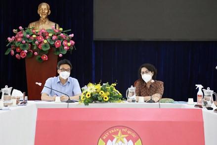 Phó Thủ tướng Vũ Đức Đam: Trung tâm an sinh phải nắm sát được từng hộ dân đang thiếu gì