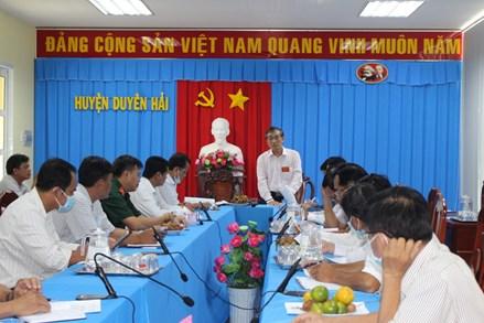 Mặt trận Tổ quốc Việt Nam tỉnh Trà Vinh sẽ theo dõi, giám sát việc thực hiện lời hứa của đại biểu dân cử với cử tri và Nhân dân