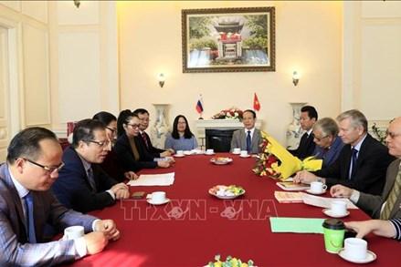 Đại sứ quán Việt Nam tại Nga thúc đẩy ngoại giao nhân dân trong bối cảnh mới
