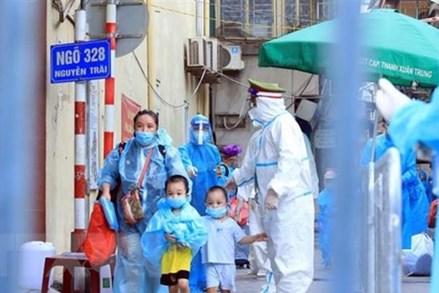 Ngày 3/9: Việt Nam có thêm 14.922 ca nhiễm mới COVID-19, trong ngày có 338 ca tử vong, các địa phương tiếp tục tăng cường các biện pháp phòng chống dịch