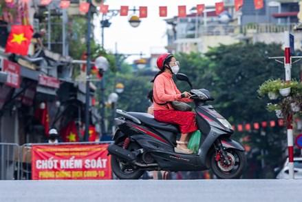 Hà Nội: Chi tiết 3 vùng chống dịch được thực hiện từ ngày 6/9 đến ngày 21/9