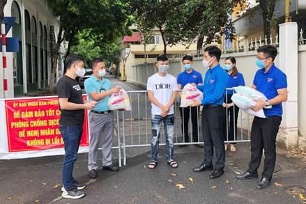 Gần 5 nghìn lượt tình nguyện viên Thủ đô đăng ký tham gia chống dịch