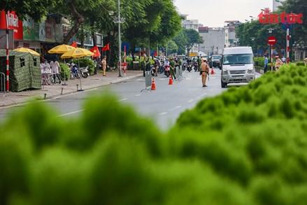 Hà Nội tiếp tục sử dụng giấy đi đường cũ kết hợp cấp giấy mới