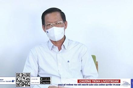TPHCM sẽ nới lỏng giãn cách khi bảo đảm các điều kiện an toàn